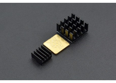 Pack disipadores para Raspberry Pi