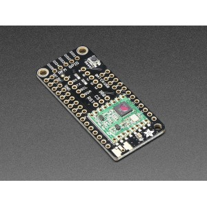 Adafruit Radio FeatherWing - RFM69HCW 433 MHz