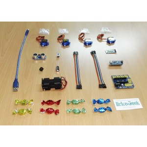 Kit robot OTTO DIY Bluetooth