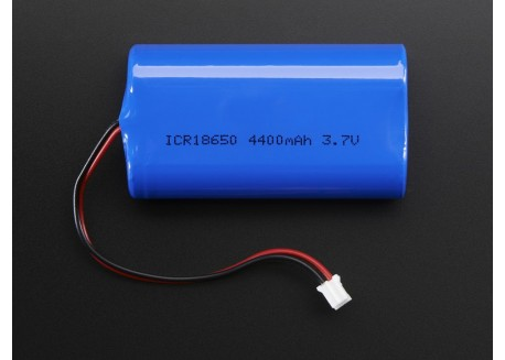 Batería LiPo 4400mAh / 3.7V