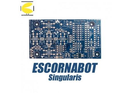PCB Escornabot Singularis v2.12