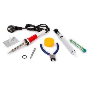 Kit básico Maker para soldar