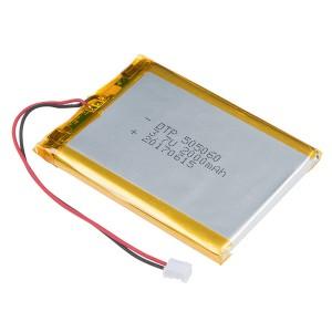 Batería Lipo 2000mAh / 3.7V