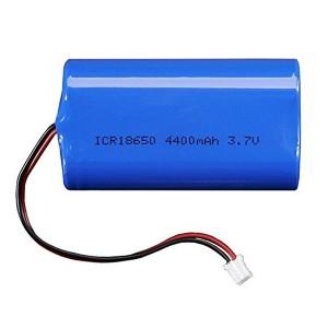 Batería lipo (Ion Litio) 4400mAh / 3.7V