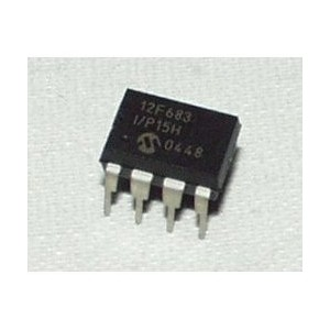 PIC 12F683 - 20MHz