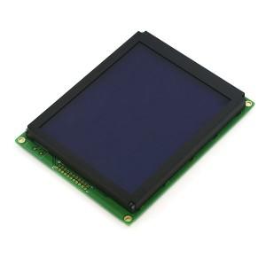 Pantalla LCD gráfica 160x128 píxeles y 129x102 mm.