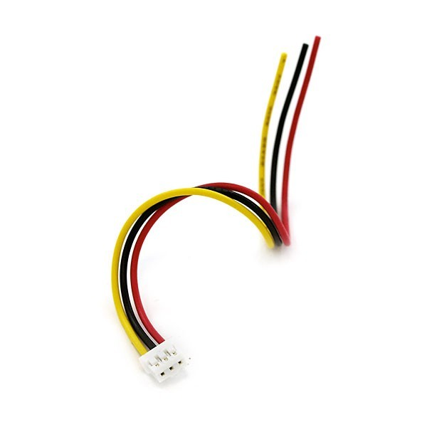Cable con conector jst para sensor sharp - Detector cables pared ...