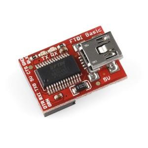 Conversor Serie-USB FTDI232