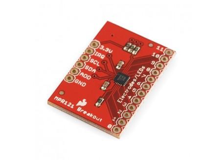 Sensor capacitivo MPR121