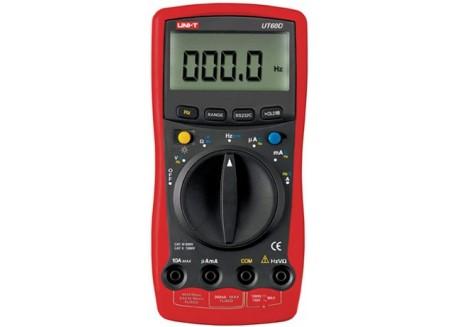 Polímetro digital UT60-D